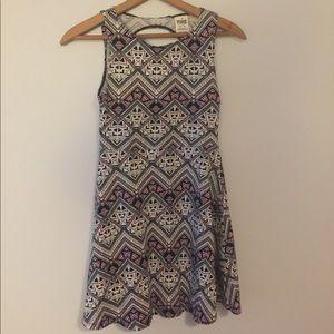 Victoria's Secret PINK patterned dress. XS